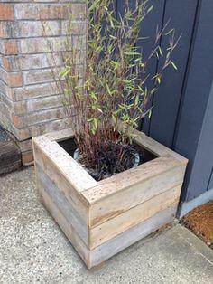 DIY Cedar Planter #ryobination  #diy