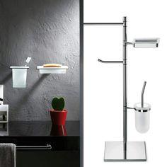 Porta #riviste e porta #tablet da #bagno #Soluzioni d\'#arredo ...