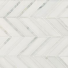 Get the Look: Mosaic Tile    The quiet color showcases the mosaic tile's intricate pattern.