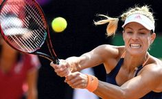 No. 1 seed Angelique Kerber bounced in 1st round of French Open
