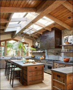 20 Beautiful Luxury Kitchen Design Ideas (Traditional, Dream and Modern Kitchen). - 20 Beautiful Luxury Kitchen Design Ideas (Traditional, Dream and Modern Kitchen) - Rustic Kitchen Design, Luxury Kitchen Design, Home Interior Design, Beautiful Interior Design, Dream Home Design, Home Design Furniture, House Kitchen Design, Home Architecture Design, Interior Design Kitchen