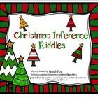 Here's another Freebie to show my gratitude to TPT and all of my followers. I came up with this cute inference riddle activity. You can read each...