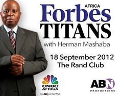 Forbes Africa TITANS...WHO IS NEXT??