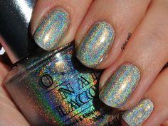 Lydia's Nails: OPI DS Shimmer