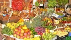 Reisen und Golf Thailand/Hua Hin: Exotische Früchte von Thailand