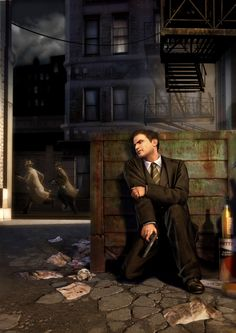 Mafia 2 Paintings