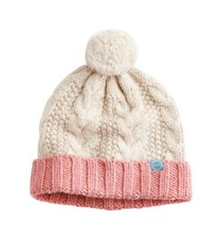 Joules Autumn/Winter 2013 cute bobble hat