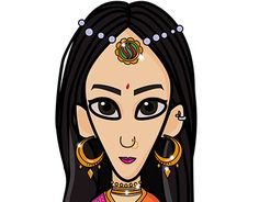 """Check out new work on my @Behance portfolio: """"india women"""" http://be.net/gallery/45736223/india-women"""