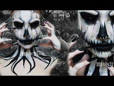 Lex uses Mehron Paradise Paint in her rendition of the Pumpkin King (MadeYewLook, Nightmare Before Christmas Inspired)!  Get it at camerareadycosmetics.com