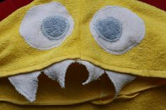 awesome monster towels «