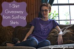 Pawsitively Pets: Wear Your Love for Your Pet With Sun Frog Shirts |...