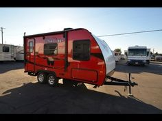The 1706 is the newest model to arrive on our lot from the greatest manufacturer of RV's. Winnebago towables are the most innovative and highest quality on t. Travel Trailer Floor Plans, Rv Floor Plans, Camper Life, Rv Life, Cricket Trailer, Rv Campers For Sale, Airstream Trailers, Travel Trailers, Winnebago Minnie