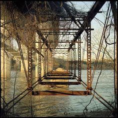 Ansel Olson photo - I'd like to see this at city museum. Portal, Cool Pictures, Cool Photos, Old Bridges, Artsy Photos, City Museum, Land Art, Photo Illustration, Fine Art Photography