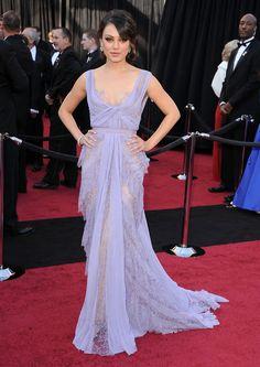 MIla Kunis, 83rd annual academy awards 2011