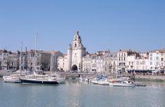 La Rochelle - Charente Maritime - Voyage en camping-car !
