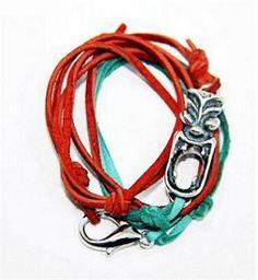 Clutch Jewelry's Tasman Wrap Bracelet