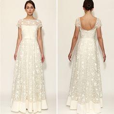 Vestido de noiva de Temperley London