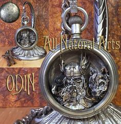 Watch Parts and Steampunk Jewelry and Sculptures by Sue Beatrice. All Natural Arts. Collages, Steampunk Animals, Arte Steampunk, Old Pocket Watches, Coin Art, Steam Punk Jewelry, Found Object Art, Science Fiction Art, Robot Art
