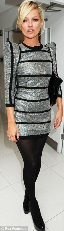 The 'designer' Kate Moss mini-dress that costs just £16 from ASDA #DailyMail