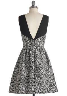 Rosette the Date Dress, #ModCloth