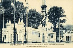 "Laurent ANTOINE ""LeMog"" - World Expo Consultant: Grenoble 1925 - Exposition internationale de la Ho..."