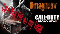 Call of Duty Black Ops 2 - A care Package Fell on Me! Black Ops 1, Call Of Duty Black, Camera Phone, 2 In, Darth Vader, Still Camera