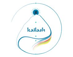 Echa un vistazo a mi proyecto @Behance: \u201cKailash, centro de Yoga: Logo\u201d https://www.behance.net/gallery/30649889/Kailash-centro-de-Yoga-Logo