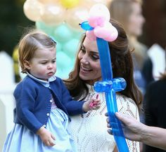 See Prince George and Princess Charlotte's First Royal Tour Moments, Side by Side