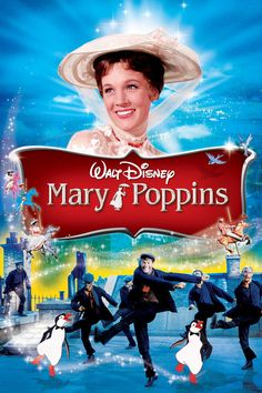 doll inspired by the film classic. Depicted in the iconic carousel scene, our doll is a lovely sculpt in the likeness of Julie Andrews as Mary Poppins. Mary Poppins 1964, Walt Disney Mary Poppins, Mary Poppins Movie, 1960s Movies, Kid Movies, Great Movies, Movie Tv, Kids Disney Movies, Family Movies