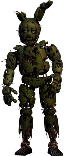 Springtrap | Five Nights at Freddy's Wiki | Fandom powered by Wikia