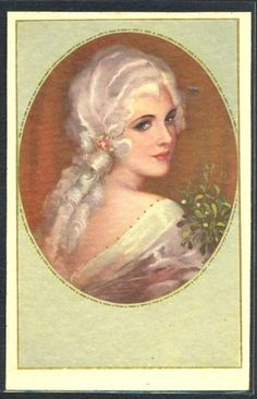 Rococo Lady by corbella