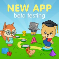 A new amazing app from Bimi Boo is coming soon 💥 It is an app with over 1000 educational activities for kids aged 2 to 5 🎓 Be the first to try it! 😍 To take part in the beta test a device with iOS is required. Educational Apps For Toddlers, Food Plating, Ios, Product Launch, Amazing, Food Presentation