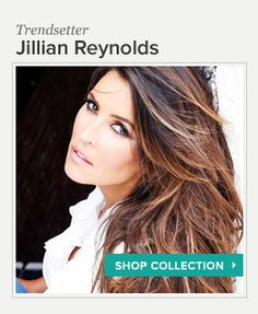 Come shop with Trendsetter Jillian Reynolds (fka Barberie) at LuxeYard