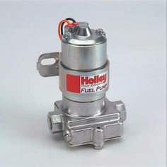 Holley Red Electric Fuel Pumps 12-801-1 - Free Shipping on Orders Over $99 at Summit Racing