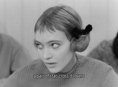 nouveau-realisme:  Bande à part, 1964, Godard.