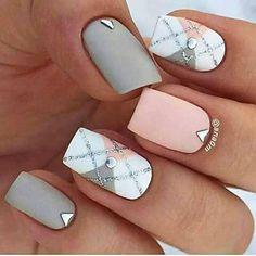 24 Latest Spring Nail Art for Beginners - Nails C