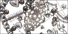 Gunmetal   Auntie's Beads