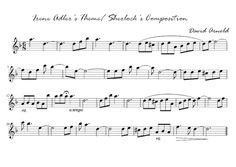 Sherlock Theme Violin Sheet Music | Sherlock - BBC