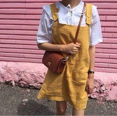 【搭配】YELLOW FASHION l 迎接明朗的一天!让肌肤透亮的柠檬黃色穿搭