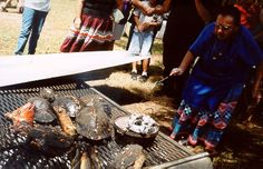 Seminole cooking. The Seminole Tribe of Florida.
