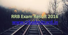 At Present our Team is working on RRB Results News which is every Demanding among all the Candidates who appear in the RRB NTPC Computer Based Test for 18252 Various Posts like Goods Guard, ASM, TA etc. RRB Exam Result Download: http://www.rrbadmitcard.in #rrbresult #rrbadmitcard #rrbexamresult #rrbexam #rrbntpc #rrbresult2016 #rrbntpcresult2016 #rrbrailwayresult2016 #ntpcrailwayresult2016