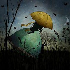 gece yürüyüşü...  Halime Keskin http://hallice.com