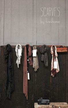 Scarves by Tine K Home