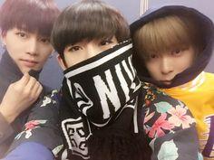 NCT // Taeil, WinWin & Jaehyun