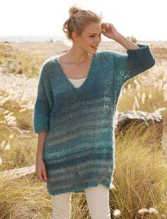 Strik en oversize sweater | Femina.dk