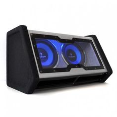 "auna Car Audio Set ""Vegas"" Altoparlante Basso Amplificatore"