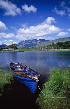 Upper Lake, Killarney National Park, County Kerry, Ireland - can't wait!  March 2014.
