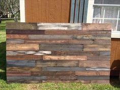 Similar to my headboard my hubby is making tomorrow so excited!!!