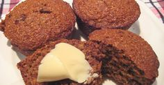 All I can say is that I think I've found the perfect bran muffin recipe. As I was looking through old boxes and papers with scribbled recip...