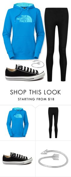 """""""Sleep........"""" by hcs72902 ❤ liked on Polyvore featuring The North Face, Donna Karan, Converse, women's clothing, women, female, woman, misses and juniors"""